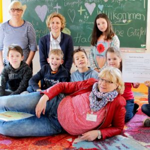 Aggertalschule Donrath spendet 1.300 € an die Silberinsel