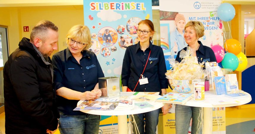 Internationaler Kinderkrebstag