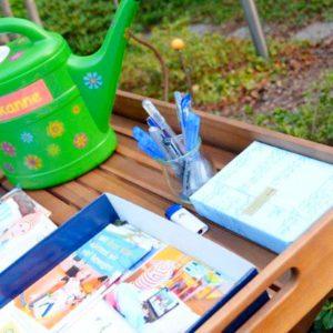 Sommerfest mit Spendenerlös …