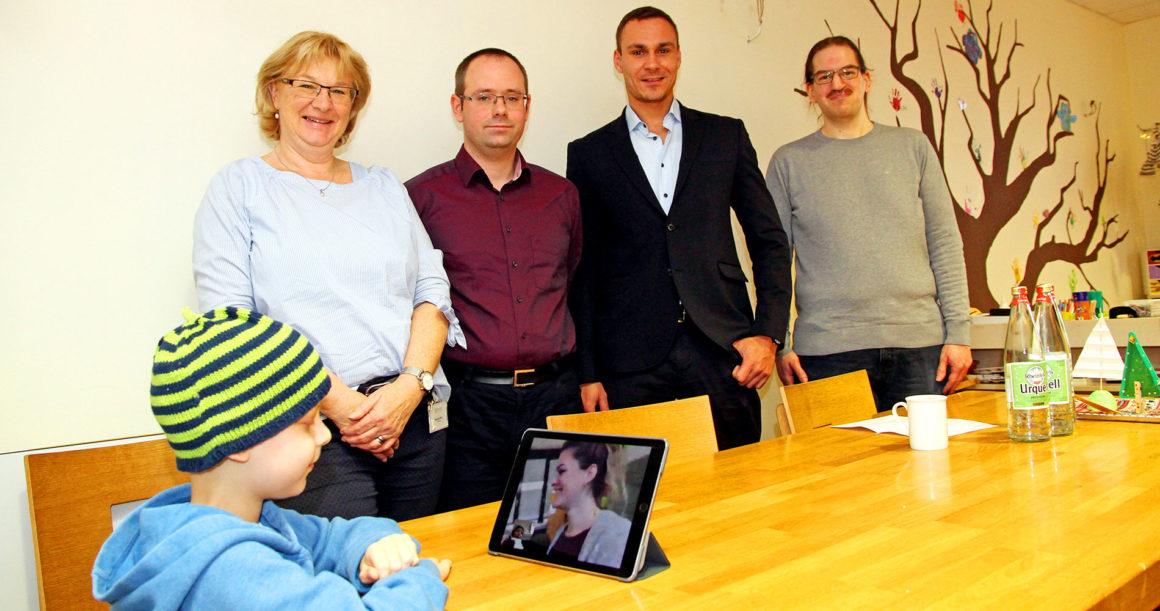 EnBITcon bringt junge Patienten und deren Familien ins Netz
