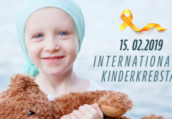 Internationaler Kinderkrebstag 2019 – Spender gesucht!