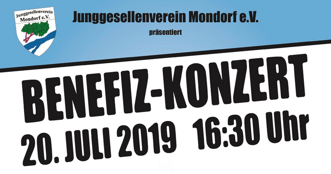 "Benefizkonzert der Party-Coverband ""Sidewalk"" am 20. Juli 2019"