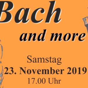 bach and more- Sinfonia Rhein-Sieg