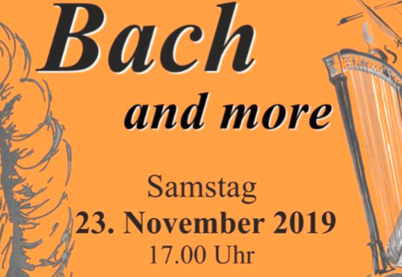 Konzert: Bach and more – Sinfonia Rhein-Rieg am 23.11.2019