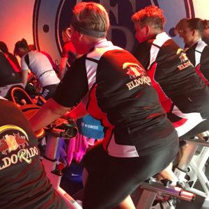 Radsportler erarbeiteten 1.000 € für krebskranke Kinder