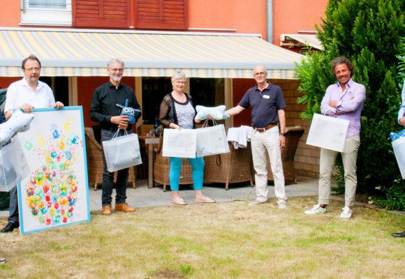 Neue Kummermonster und Leseknochen im Anflug vom Rotary Club Troisdorf