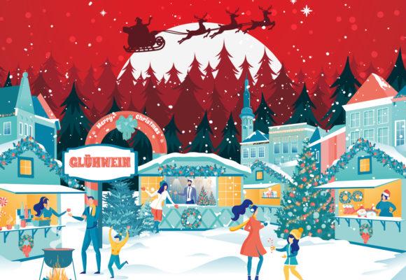Virtueller Weihnachtsmarkt ab dem 17. November 2020!