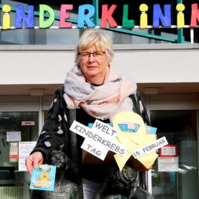 Heute ist der Internationale Kinderkrebstag:  Krebs kennt keinen Lockdown!