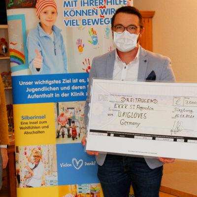 3.000 Euro für besten Schutz erkrankter Schülerinnen und Schüler
