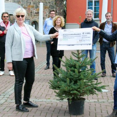 Rotary Club Troisdorf spendet 1.500 Euro